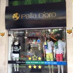 4e04c8259441c Palla D Oro - Sports Wear - R. Sergipe