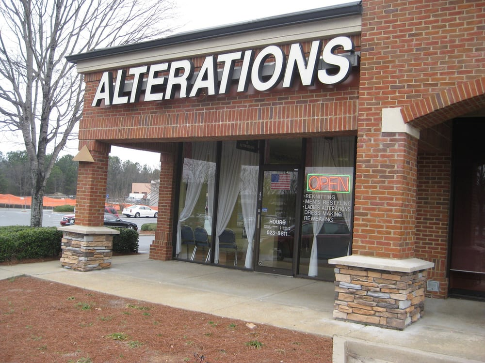 A Peachtree Hill Tailoring and Alterations: 3455 Peachtree Industrial Blvd, Duluth, GA