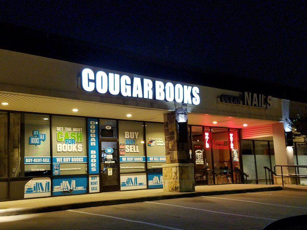 cougar books 11 avalia es livrarias 6100 k ave plano tx estados unidos n mero de. Black Bedroom Furniture Sets. Home Design Ideas