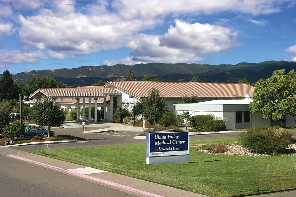 Adventist Health Ukiah Valley - 25 Reviews - Hospitals ...