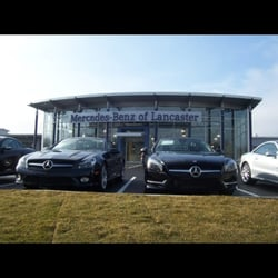Mercedes-Benz of Lancaster - Car Dealers - 5100 Main St ...