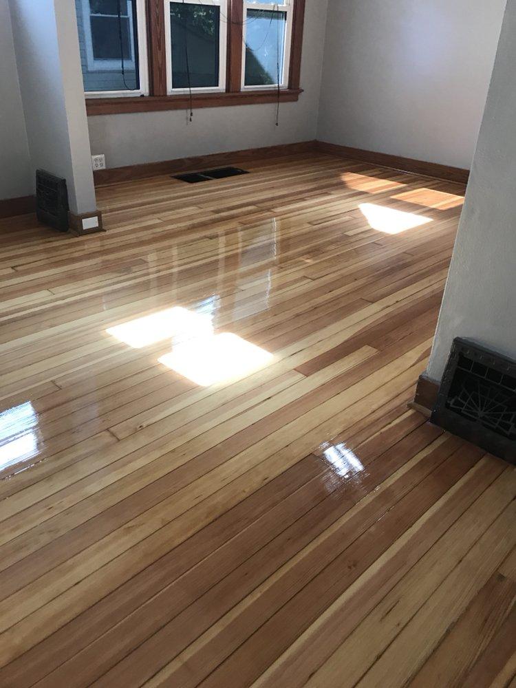 Photo Of Jds Flooring Saint Louis Mo United States Yellow Pine Floor