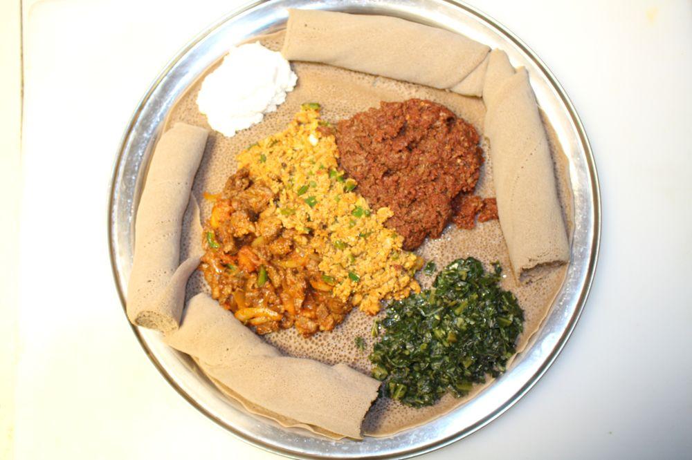 Hebir Exotic Ethiopian Restaurant: 410 E Glebe Rd, Alexandria, VA