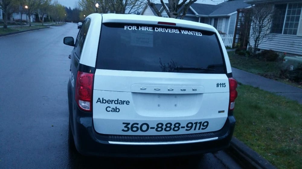 Aberdare Taxi: 811 Hamelin Ln SE, Olympia, WA