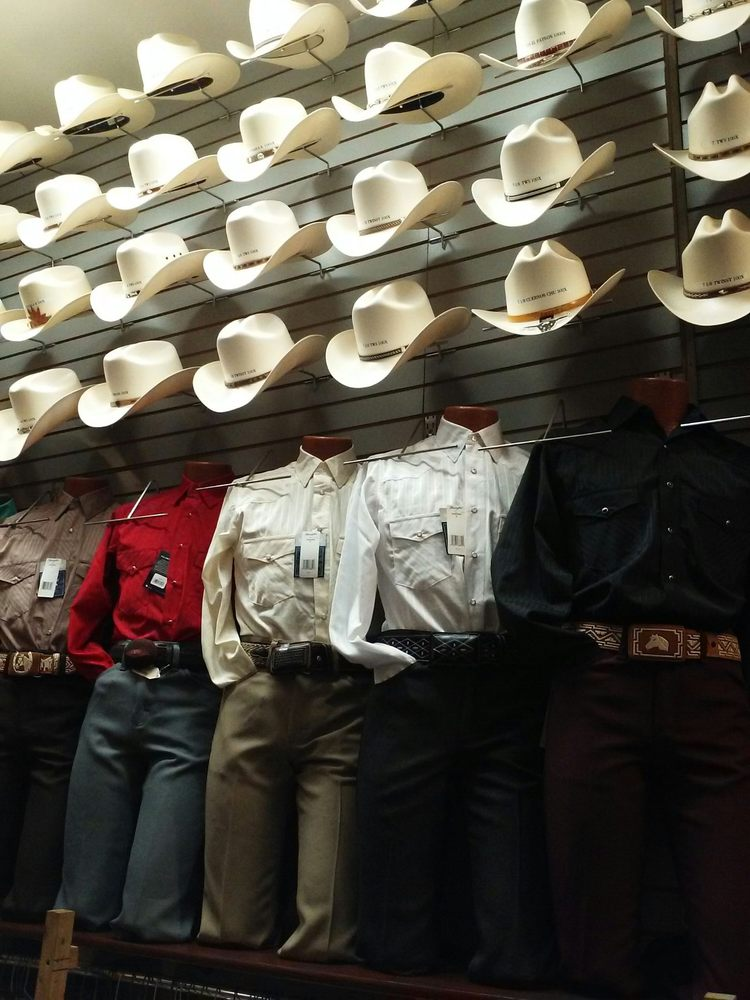 Cuates Western Wear: 3550 International Blvd, Oakland, CA
