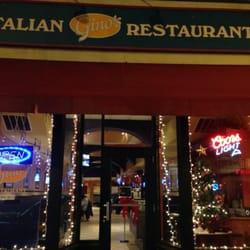 Gino S Restaurant In Jersey City