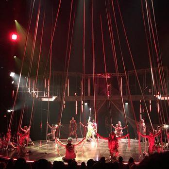 Cirque Du Soleil Volta 185 Photos 54 Reviews Performing Arts