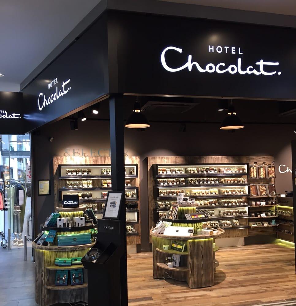 Hotel Chocolat - Chocolatiers & Shops - Falkoner Alle 21, Frederiksberg, Frederiksberg, Denmark ...