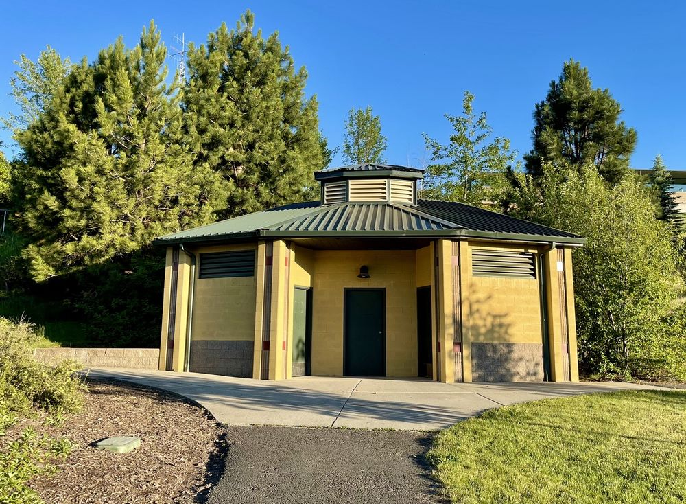 Terre View Park: 325 NW Terre View Dr, Pullman, WA