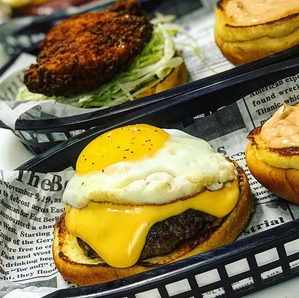 Hamburger Patty's: 65 NJ-36, Keyport, NJ