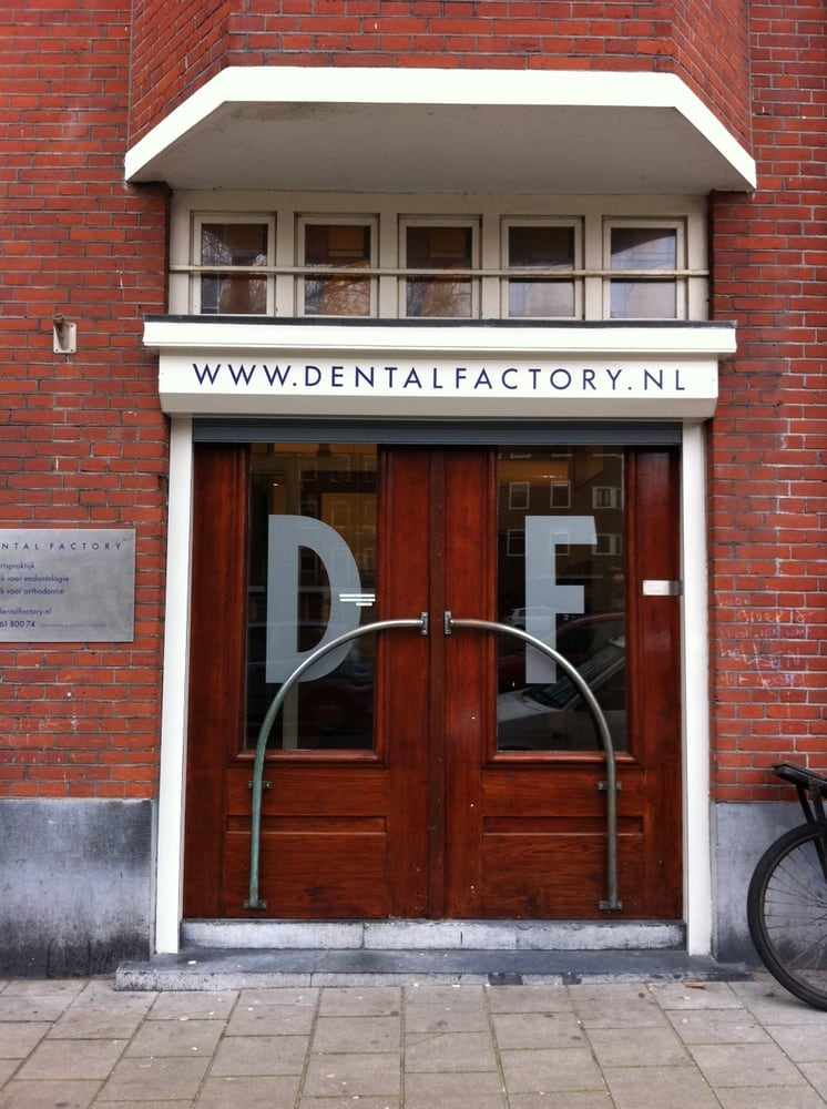 Dental Factory General Dentistry Jan Van Galenstraat