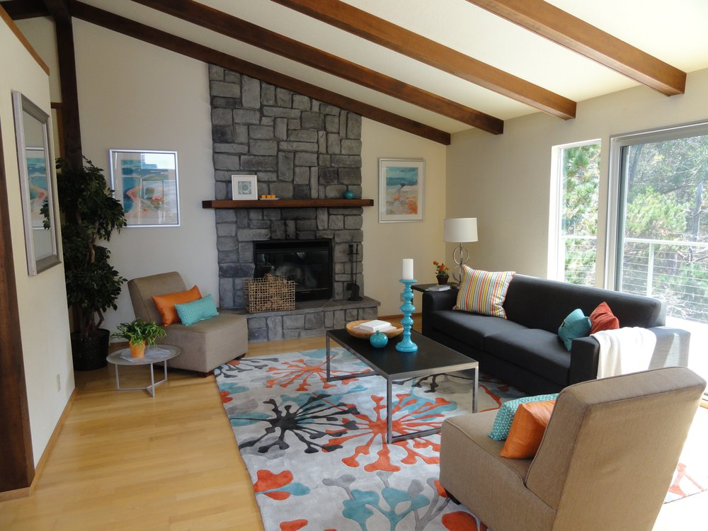Half Moon Bay Living Room Yelp