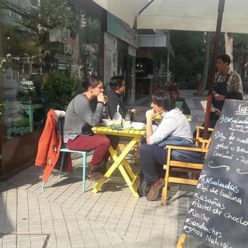 Café Marrón Cafeteria Almirante Pastene 185 Providencia