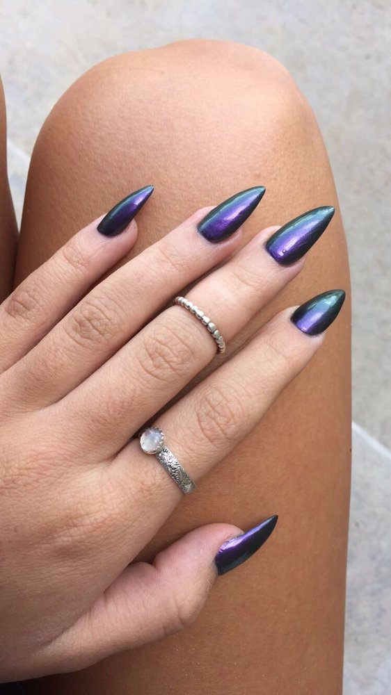 best acrylics. see lana or heather - Yelp