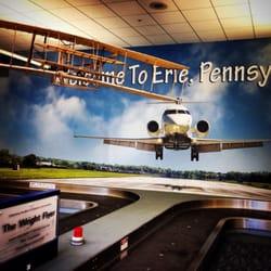 car rental erie pa airport  Erie International Airport: Tom Ridge Field - 19 Photos