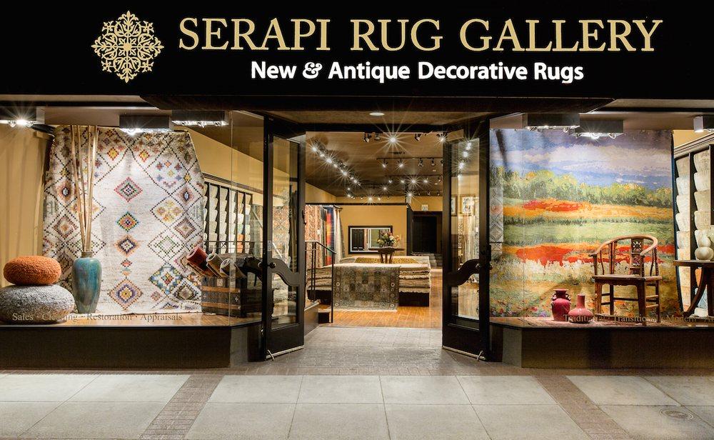 Serapi Rug Gallery