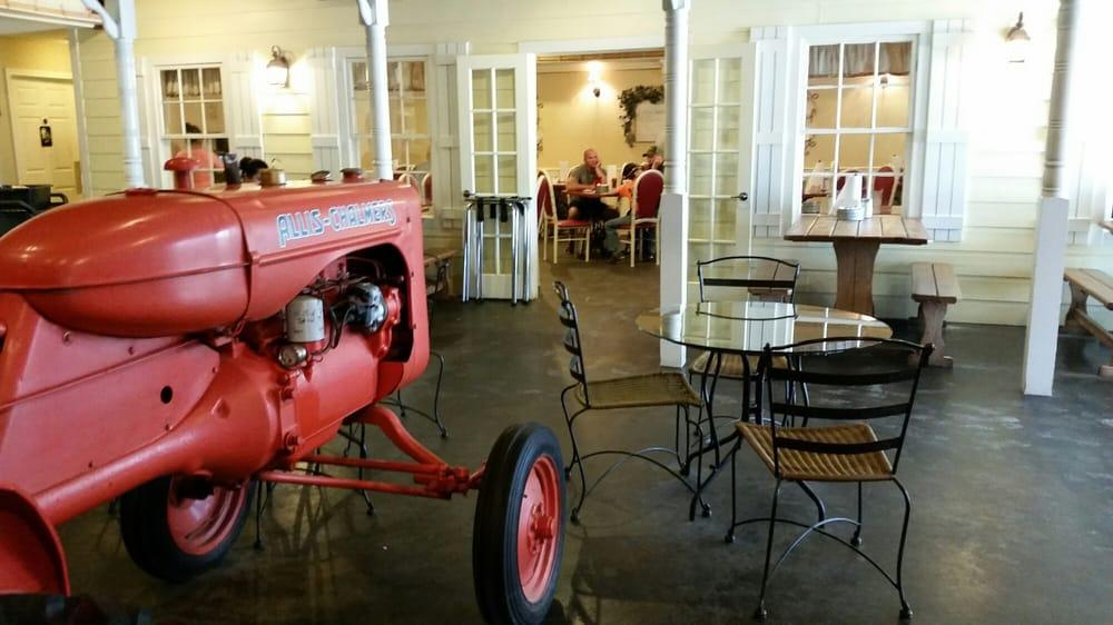 The Farmhouse Restaurant Van Tx