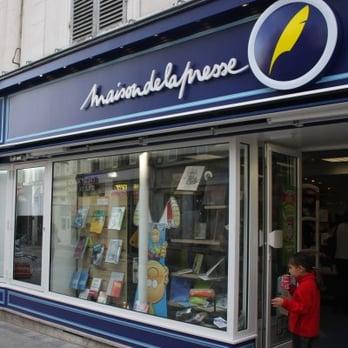 be1149cd96 Maison de la presse - Bookstores - 61 rue Houdan, Sceaux, Hauts-de ...