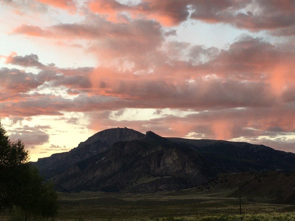 Soward Ranch: Creede, CO