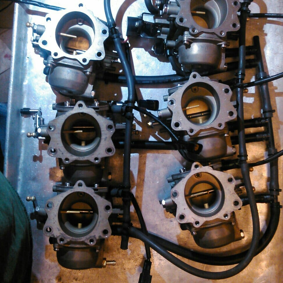 Ricardo Mobile Marine O/B Motor Yamaha & Honda Dock Side