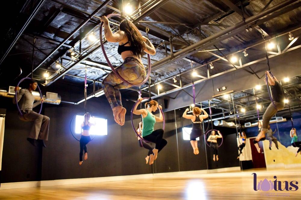 Lotus Fitness Studio: 1000 N Magnolia Ave, Orlando, FL