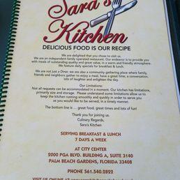 Photos For Sara S Kitchen Menu Yelp