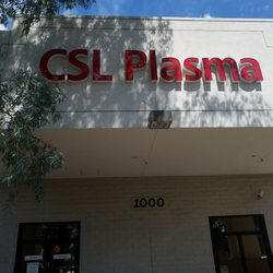 CSL Plasma Services - 30 Reviews - Blood & Plasma Donation