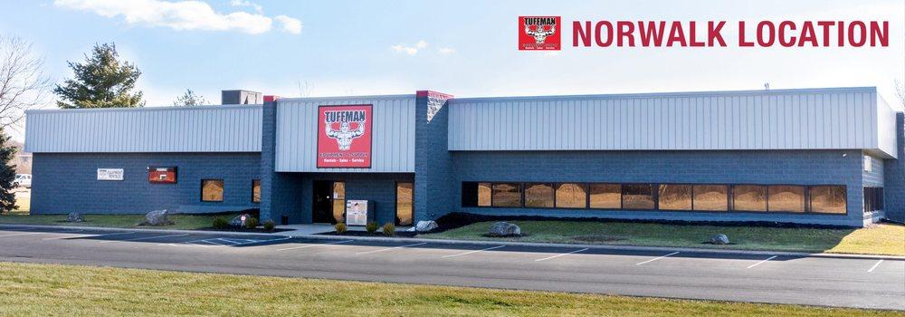 Tuffman Equipment & Supply: 501 US Highway 20 E, Norwalk, OH