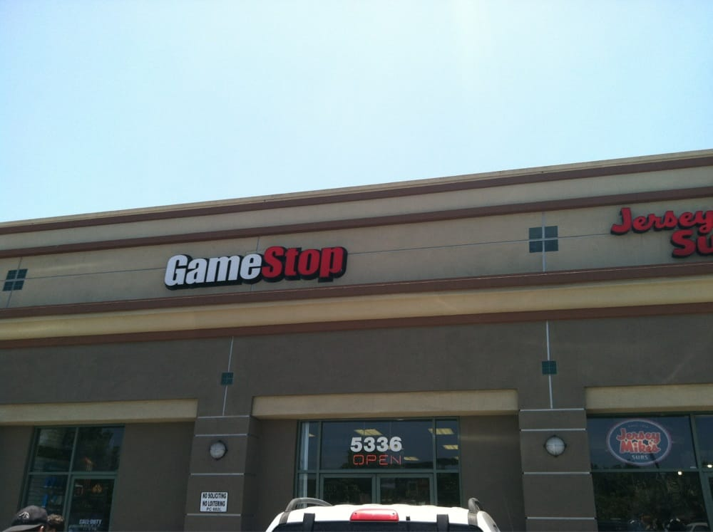 Game Stop: 5336 W Rosecrans Ave, Hawthorne, CA