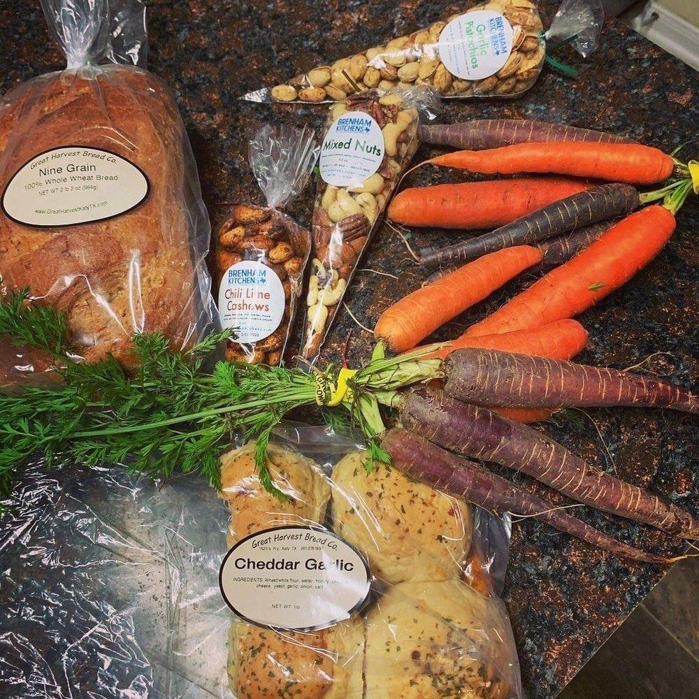 Buy Local Farmers' Market: 13555 Valley Lodge Pkwy, Atascocita, TX