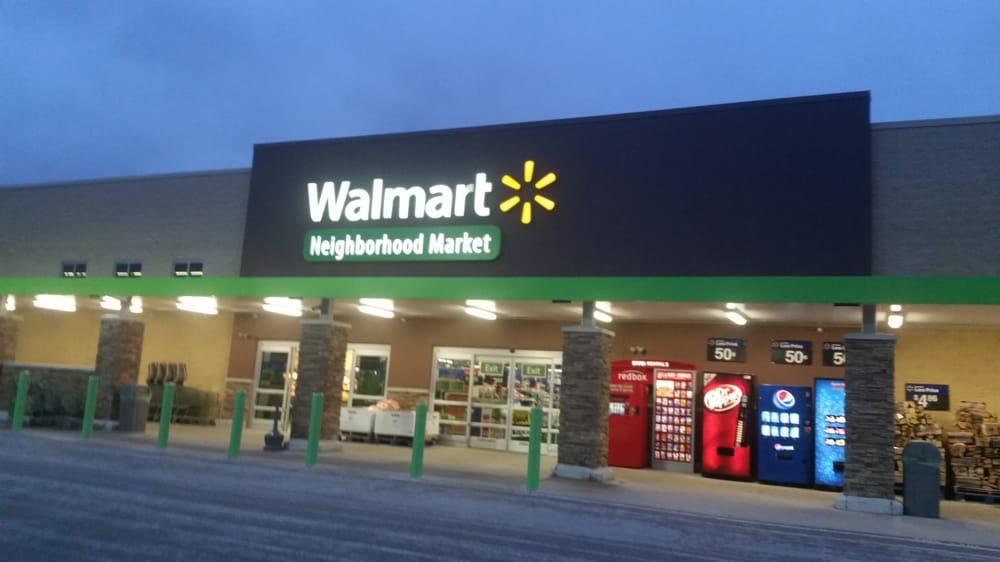Walmart Neighborhood Market: 545 El Camino Alto Dr, Springfield, MO