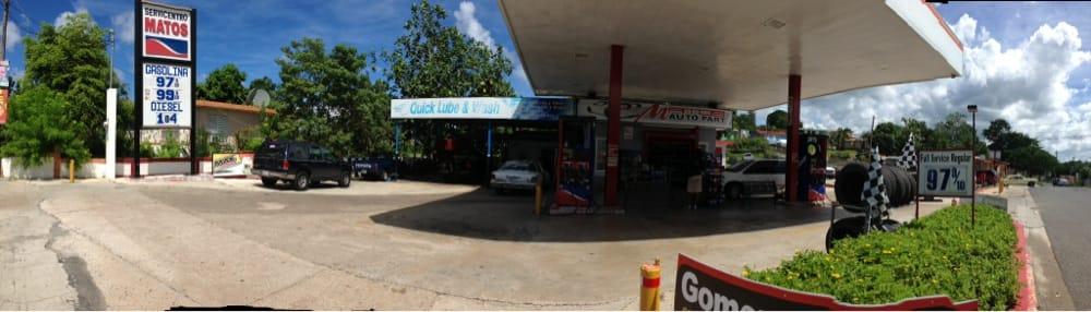 Matos Service Station, Inc.: Carr. 411 Km 1.3, Aguada, PR