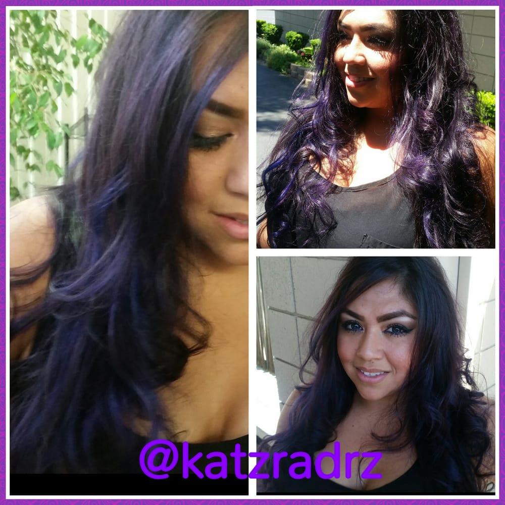 Photo of Kat Trujillo @ Mr and Ms Hair Fashions , Merced, CA, United