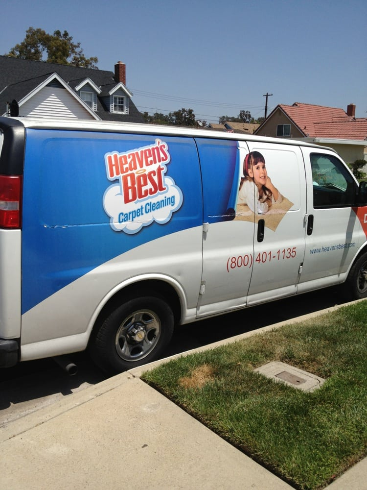 Heaven's Best Carpet Cleaning Long Beach