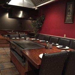 Hibachi Japanese Steakhouse Photos Reviews Japanese - Hibachi table restaurant