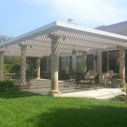 Superieur Photo Of Patio Designers   West Sacramento, CA, United States. Freestanding  Lattice Cover