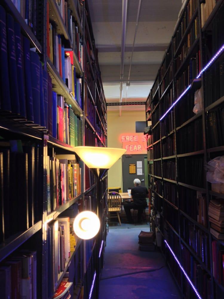 Prelinger Library: 301 8th St, San Francisco, CA