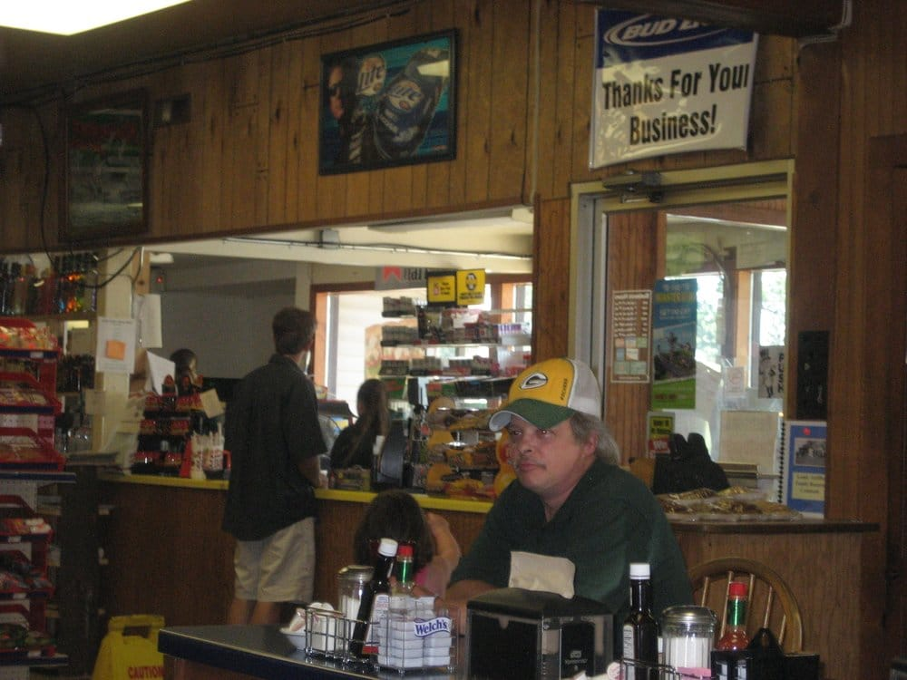 Home Front Travel Mart & Restaurant: 200 US Hwy 12 & 16, Camp Douglas, WI