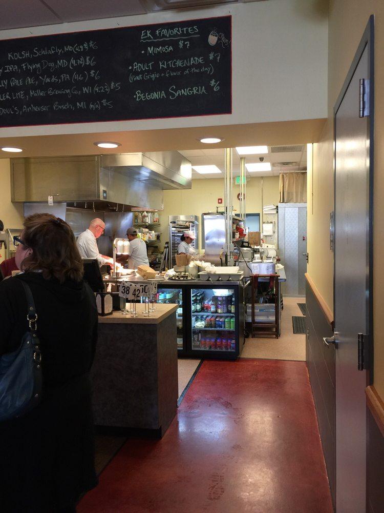 Eastport Kitchen Menu