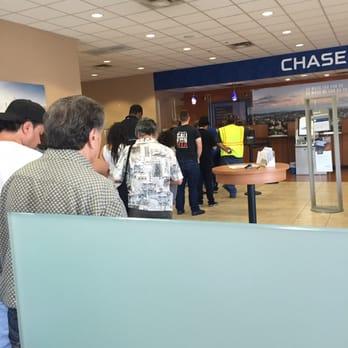 chase bank teller