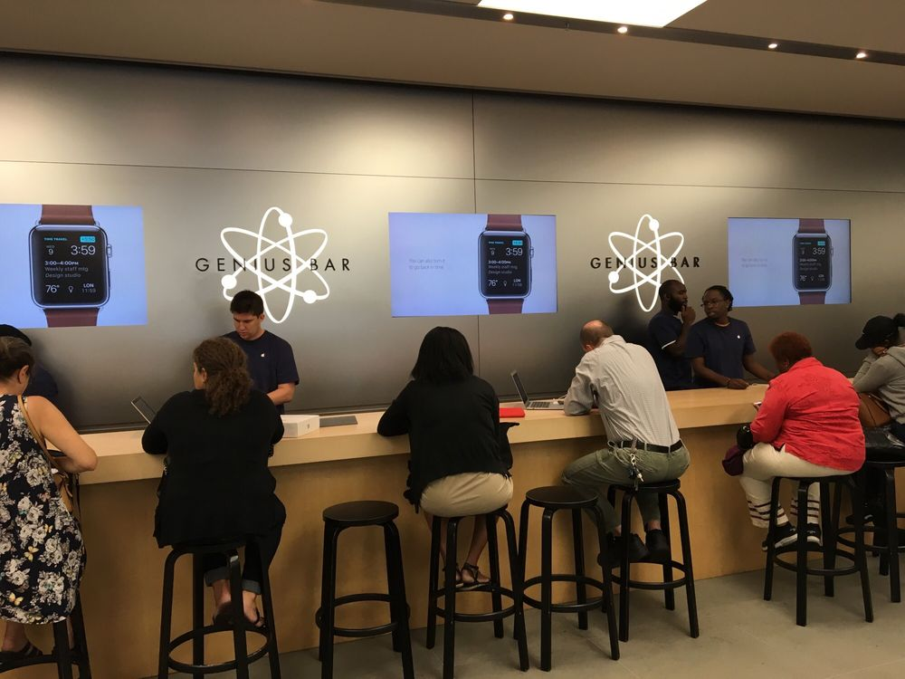 Apple Store 23 Fotos Y 109 Rese As Inform Tica 630 Old Country Rd Garden City Ny