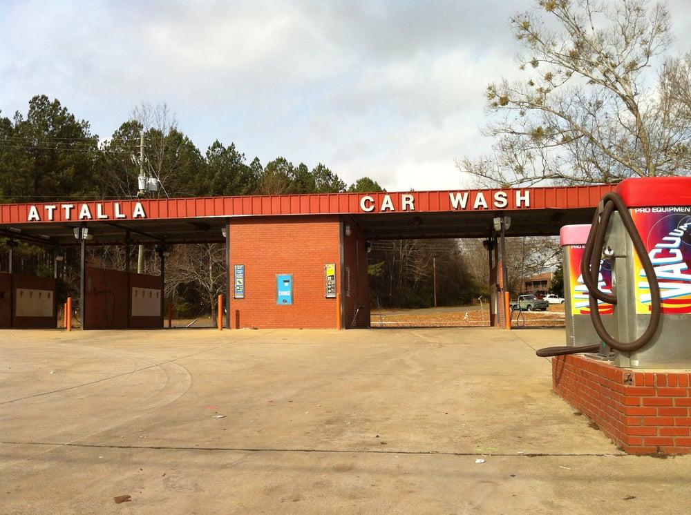 Attalla Car Wash Coin Laundry & Quick Lube: 2333 3rd St SW, Attalla, AL