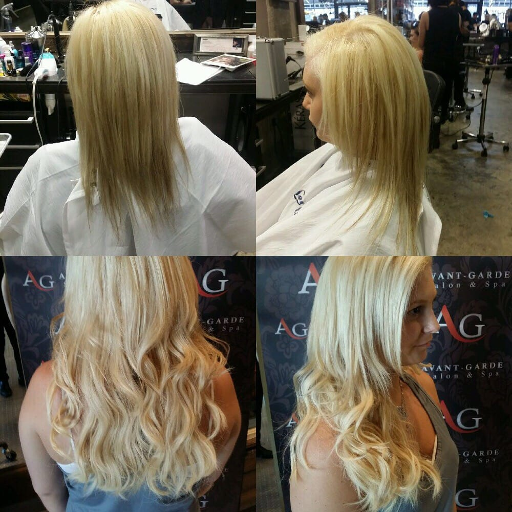 Greatlengths Hair Extensions By Marcelo Martinez Master Stylist In
