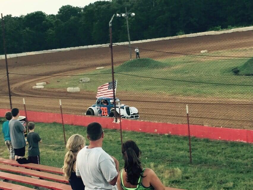 Flint Creek Speedway: 57537 S 690th Rd, Colcord, OK