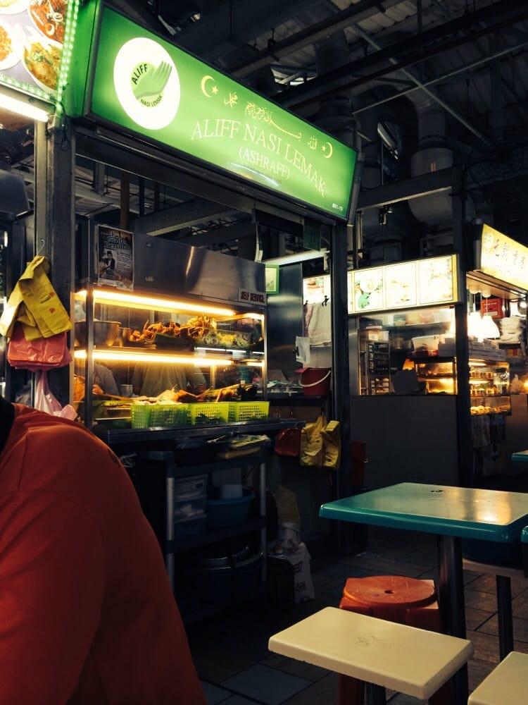 Aliff Nasi Lemak Singapore