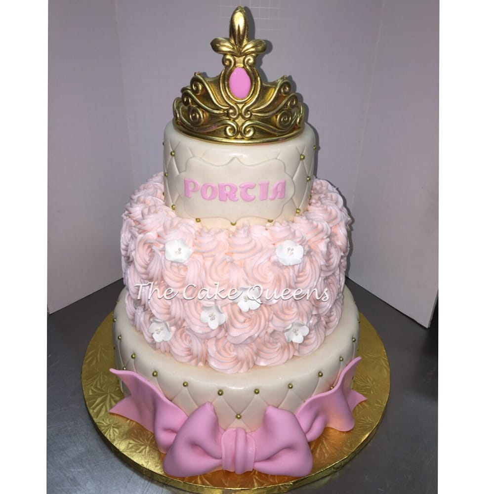 Princess Birthday Cake