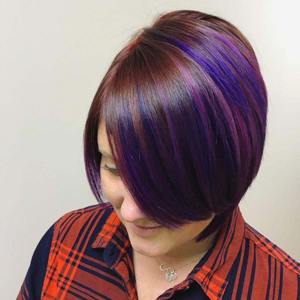 Davines And Pravana Hair Color Yelp
