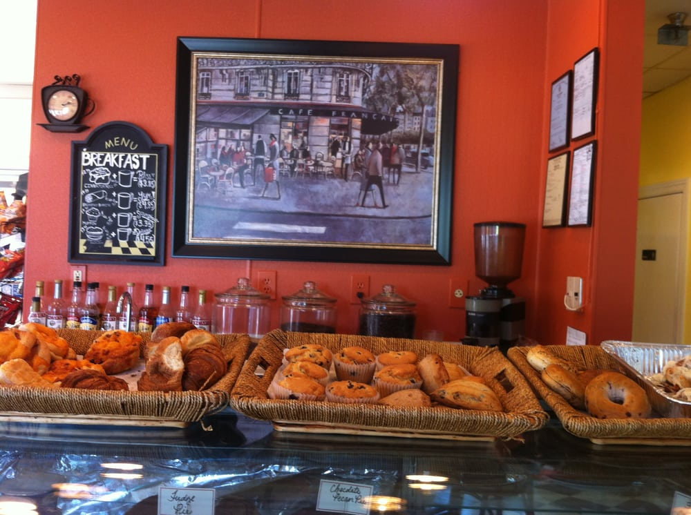 Main Street Cafe And Bakery Huntsville Al