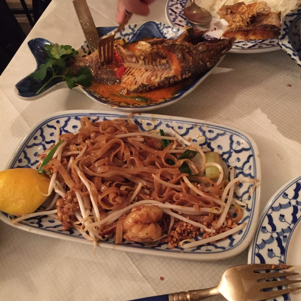 Thai Restaurant Holloway Road