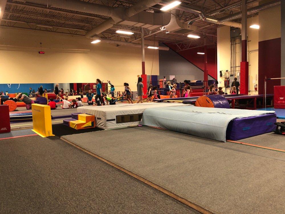 Team Attraction Gymnastics: 1040 Vision Dr, Apex, NC
